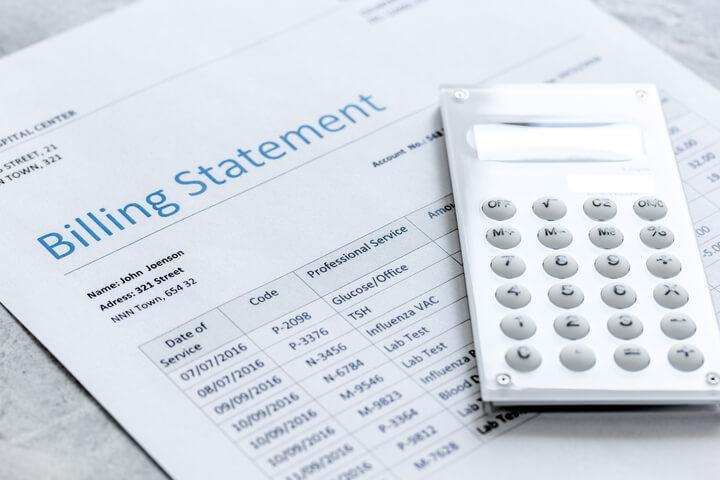 Dermatology billing reports